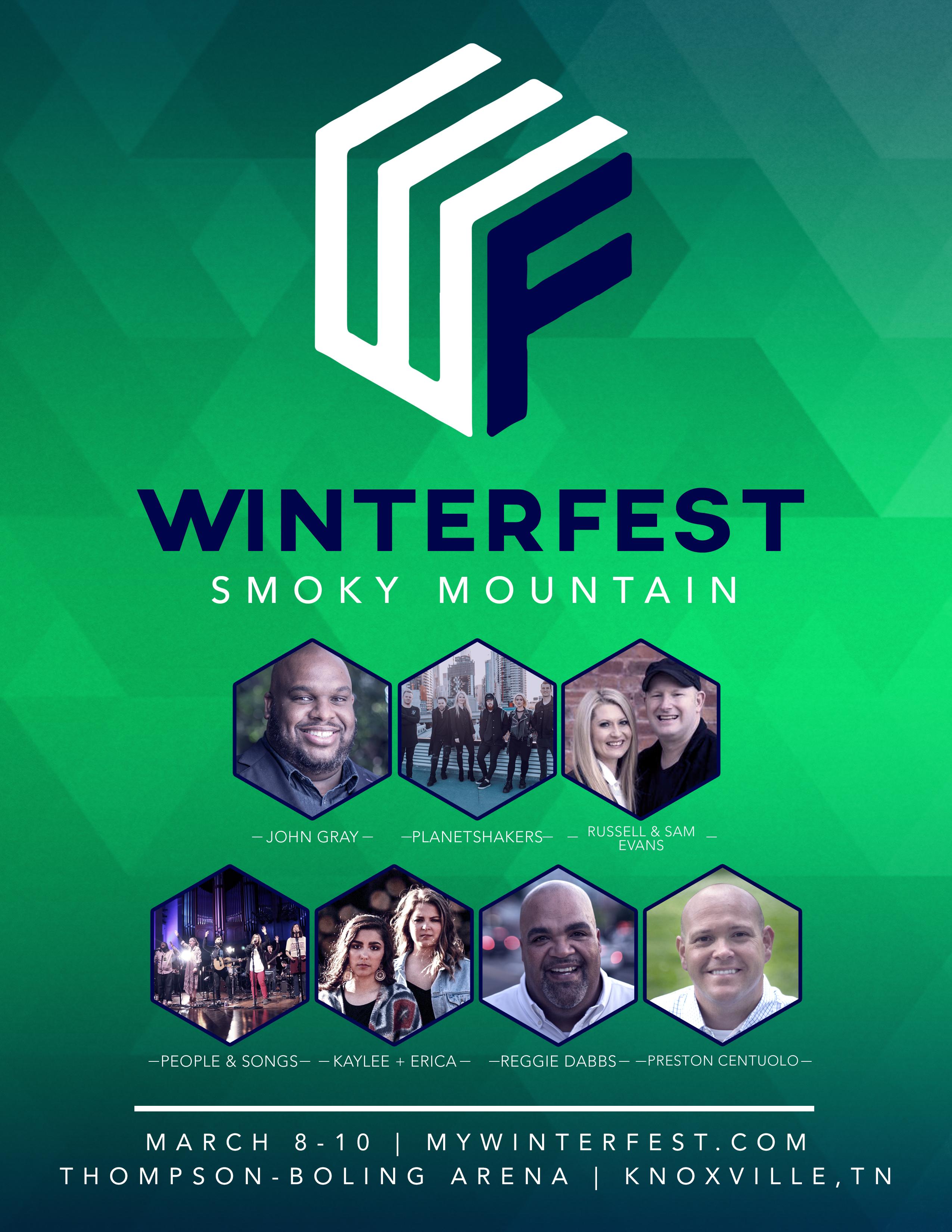 Winterfest Promo Poster